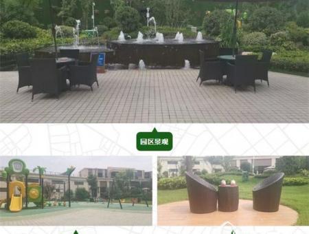 遂平碧桂园实景图